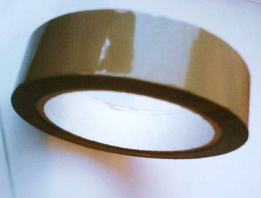 Lepiaca páska PP 25mm X 66m hnedá