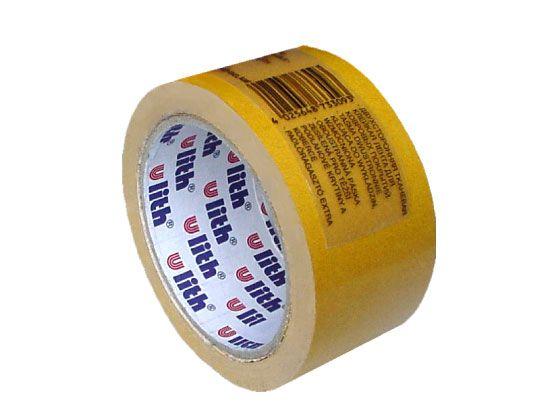 Obojstranná lepiaca páskaPP 50mm X 5m bez textilu
