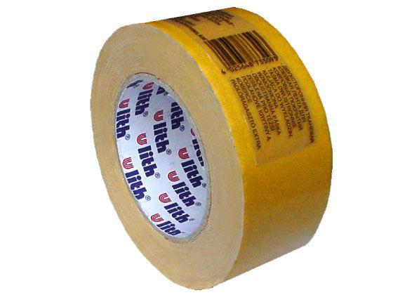 Obojstranná lepiaca páska textilná 38mm X 25m