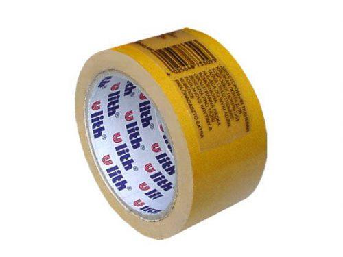 Obojstranná lepiaca páska textilná 50mm X 5m