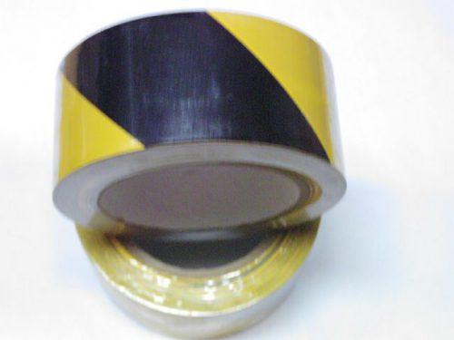 Lepiaca páska PP  50mm X 66m žlto/čierna