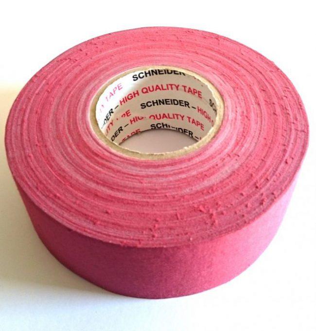 Textilná páska FEST bordo 50x50
