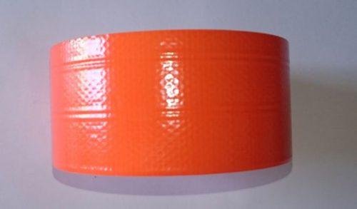 Maliarska páska laminovaná na fasády orange 48x20