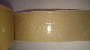 Obojstranná lepiaca páska páska kríž vlákno 25mm X 50m