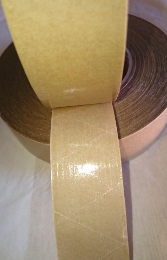 Obojstranná lepiaca páska páska kríž vlákno 40mm X 50m