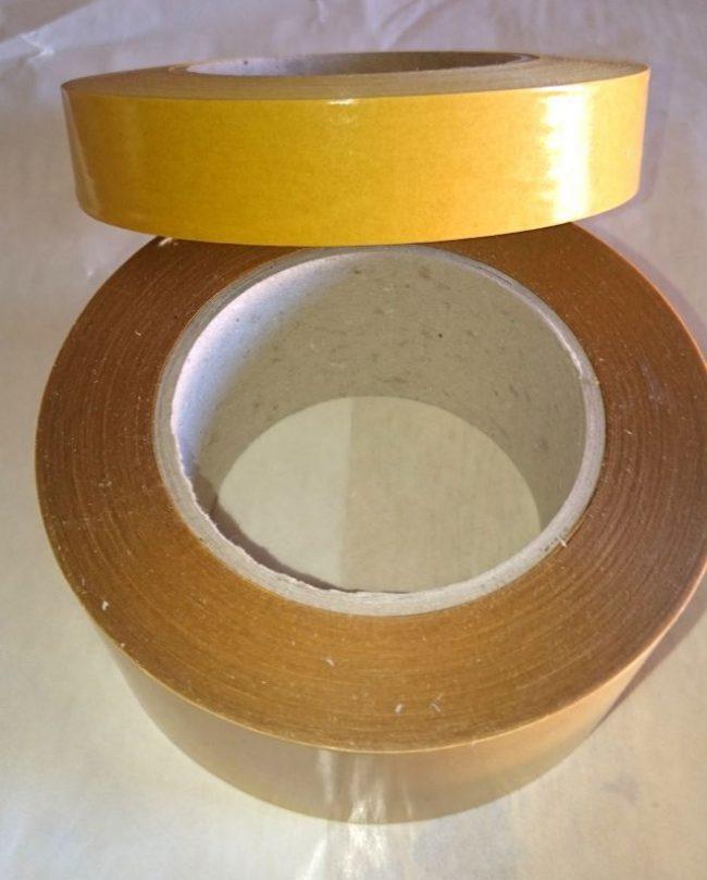 Obojstranná lepiaca páska BOMA 4150 9mm X 50m