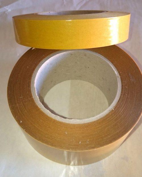 Obojstranná lepiaca páska BOMA 4150 12mm X 50m